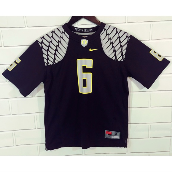 detailed look 30ab1 a3060 Nike University Oregon Ducks Youth Football Jersey